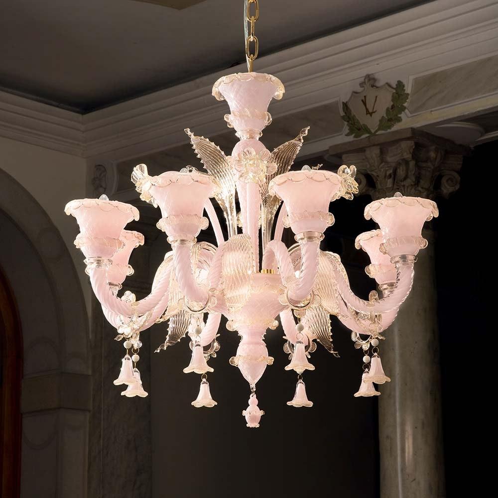 Ideal Lux Hängeleuchte Antonietta Sp8 Rosa