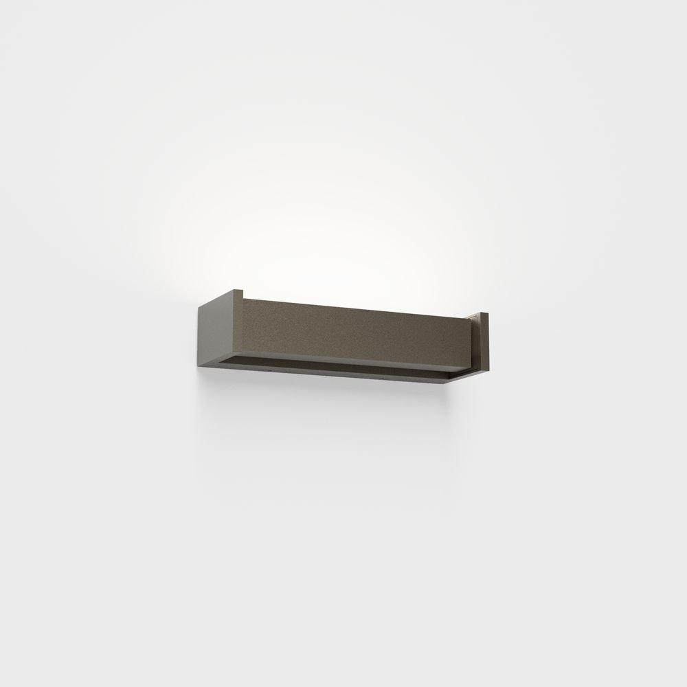 IP44.de LED-Außenwandleuchte Slat One IP65 12
