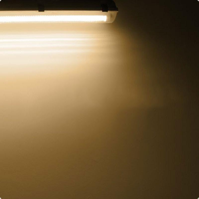 LED Wannenleuchte 22W Warmweiß schlagfest & IP66 2