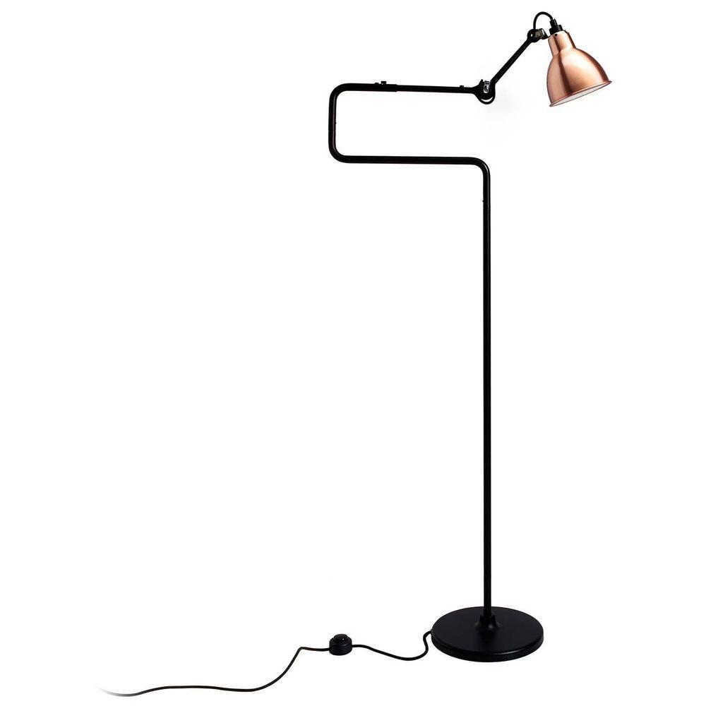 DCW Gras N°411 Stehlampe mit Schirm drehbar 13