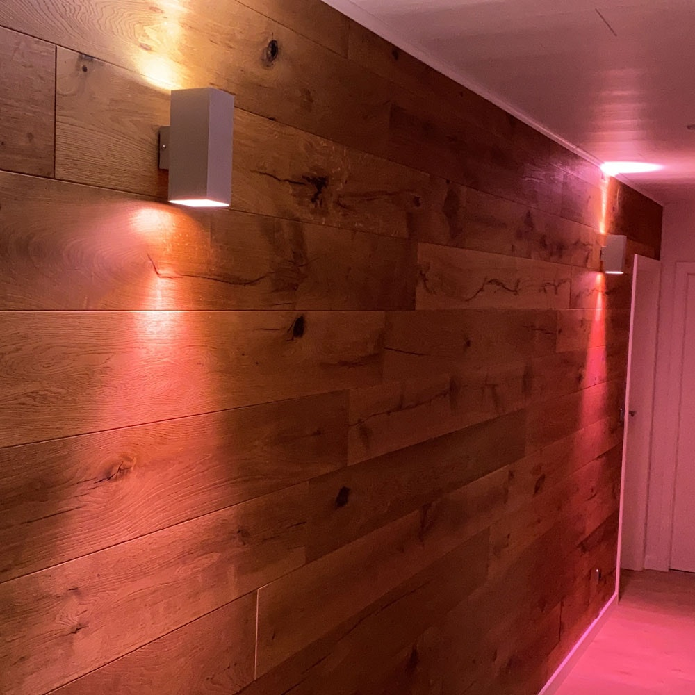 s.LUCE iLight GU10 LED COB 6W RGB + CCT 7