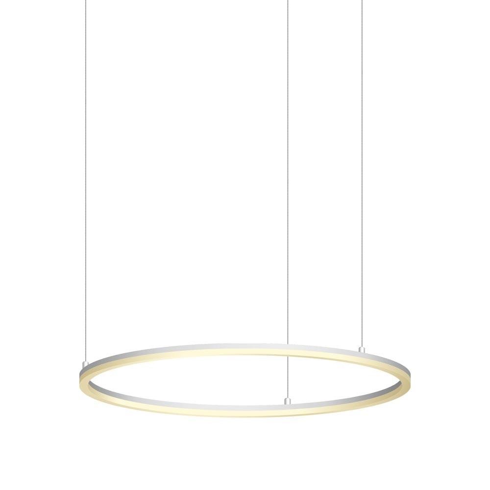 s.LUCE Ring 80 LED Pendellampe Dimmbar 18