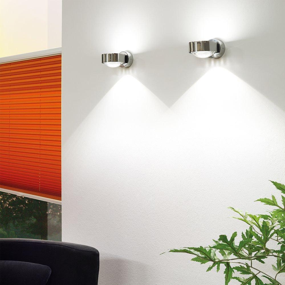 Top Light LED Wandleuchte Puk Wall 7