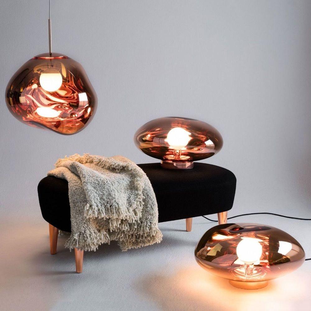Tom Dixon Melt LED organische Wandlampe oder Decke thumbnail 6
