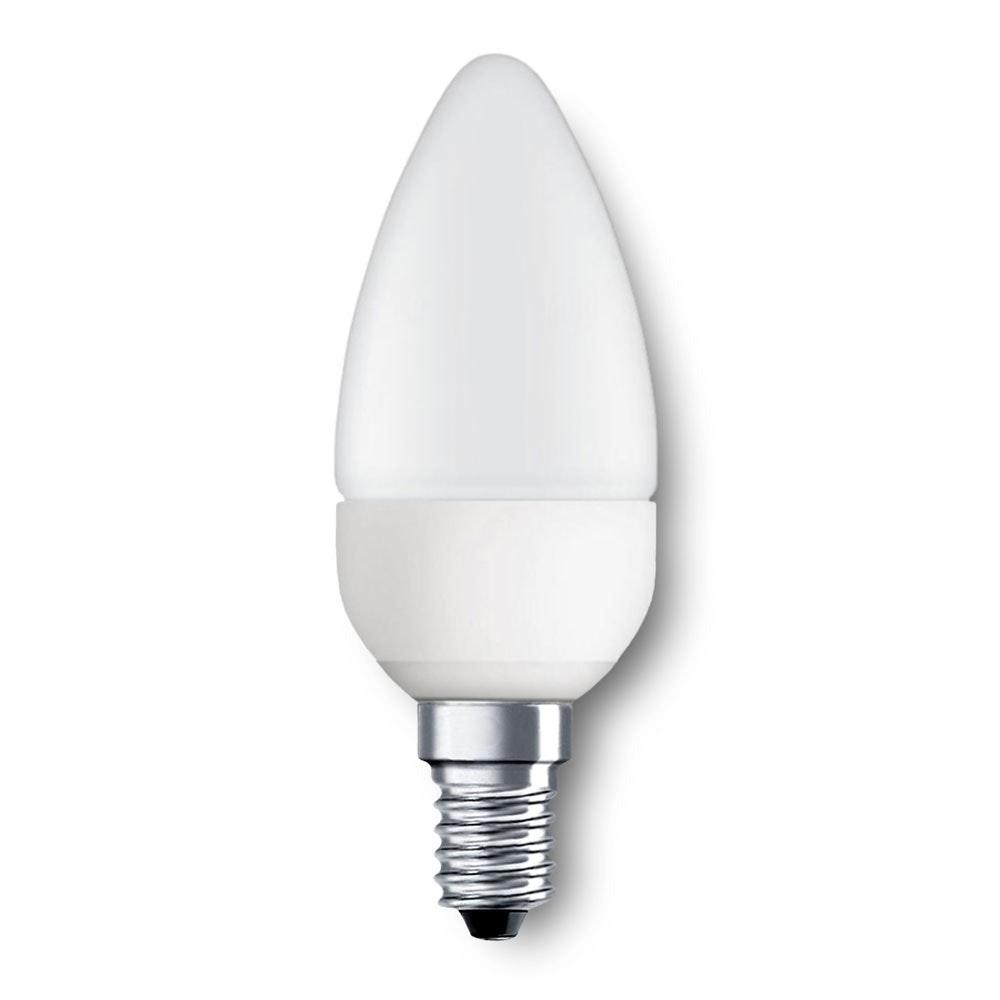 E14 LED-Leuchtmittel Kerze 3er-Set 4W, 320lm 2
