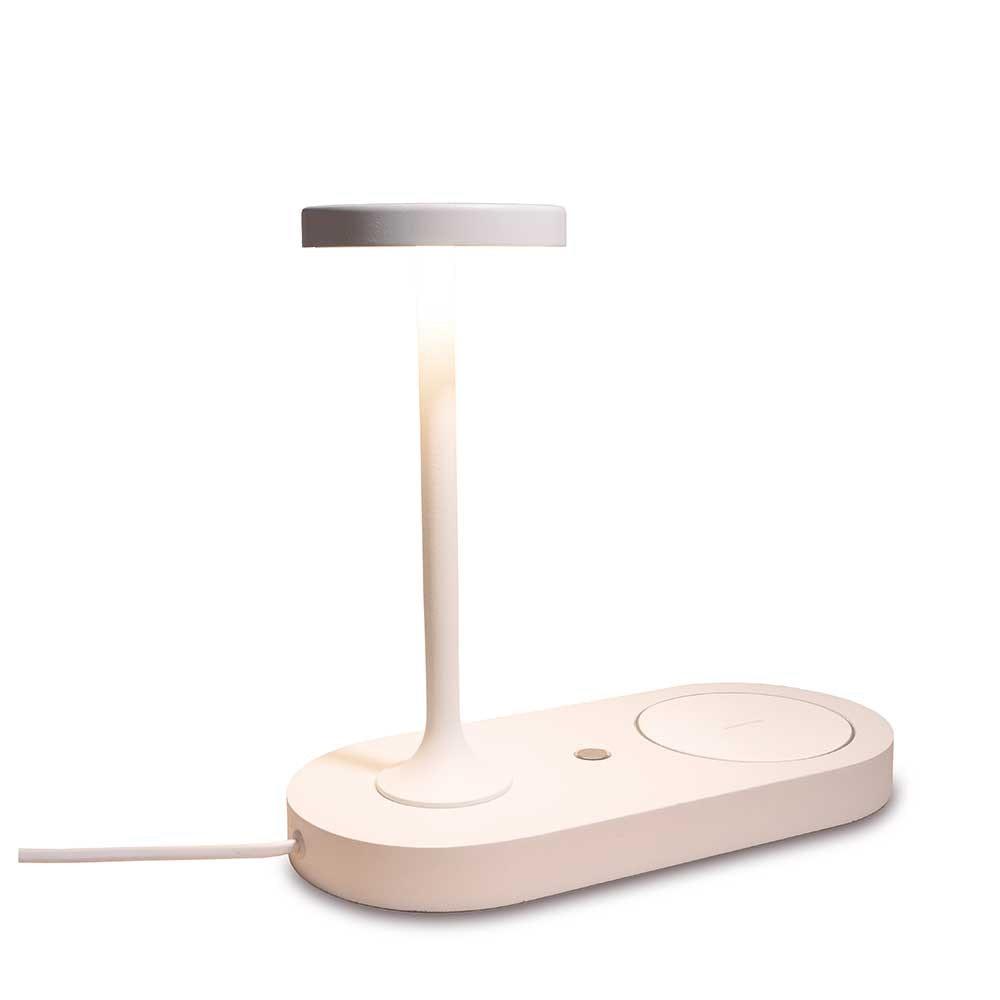 Mantra Ceres LED-Tischleuchte mit Induktionsladegerät 8