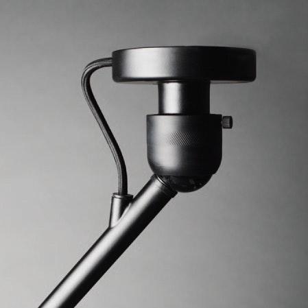 DCW Gras N°302 Deckenlampe mit Ausleger 7