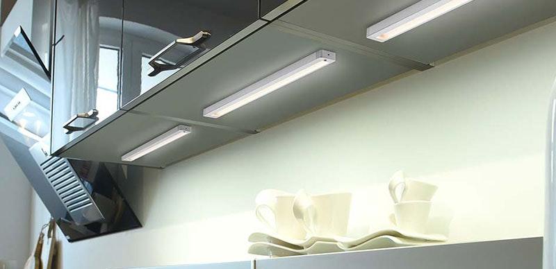 Unterbaulampen Küche