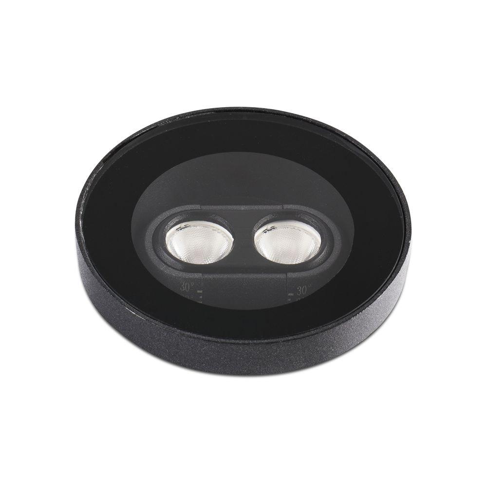 Tras Outdoor LED Einbaustrahler Verstellbar IP67 Schwarz 1