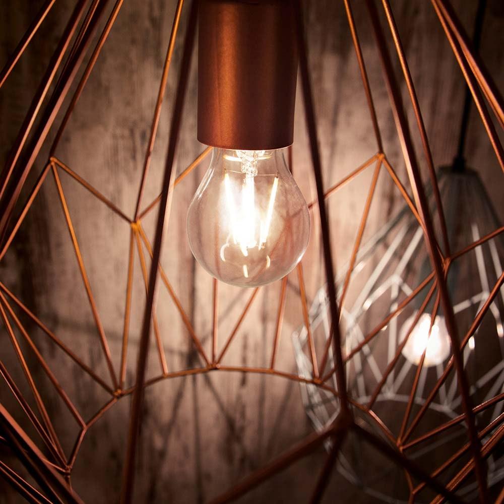 E27 LED Retro Glühbirne 4W, 350lm Warmweiß 2
