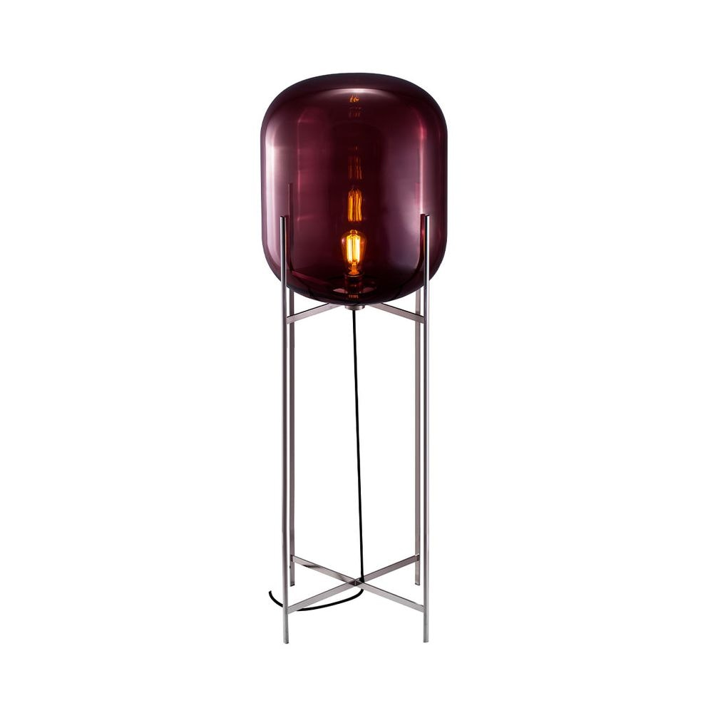 Pulpo LED Stehleuchte Oda Big Ø 45cm H 140cm 24