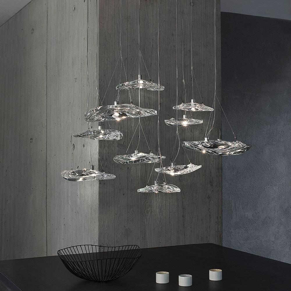 Terzani Manta LED Design-Pendelleuchte 3