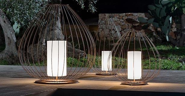 Terrassen- & Bodenlampen