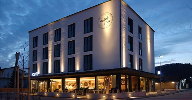 Hotel-Beleuchtung