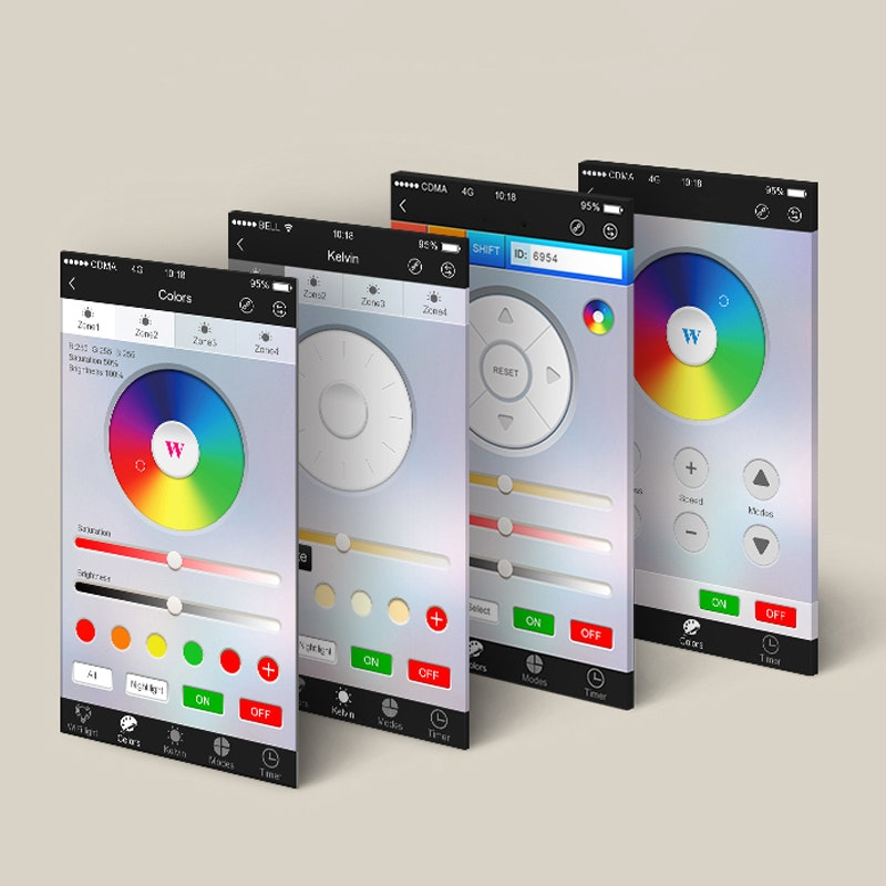 s.LUCE iLight WiFi-Controller zur Steuerung per Smartphone & Tablet 3