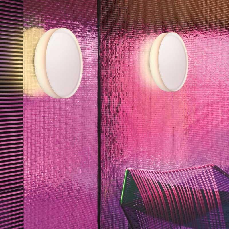 Prandina schlichte LED Wandleuchte & Deckenlampe Mint C3/W3 2