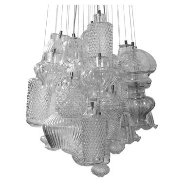 Karman Ceraunavolta Design-Pendelleuchte XL 12