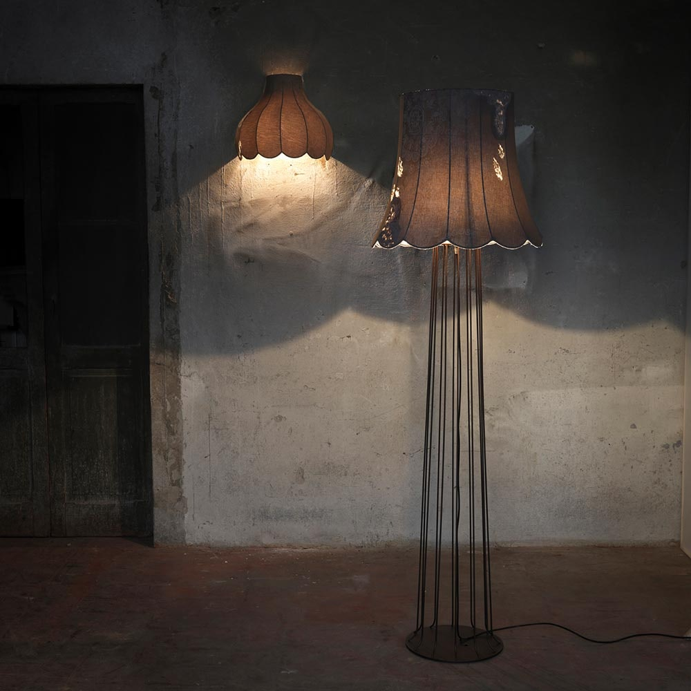 Karman Life Vintage-Stehlampe