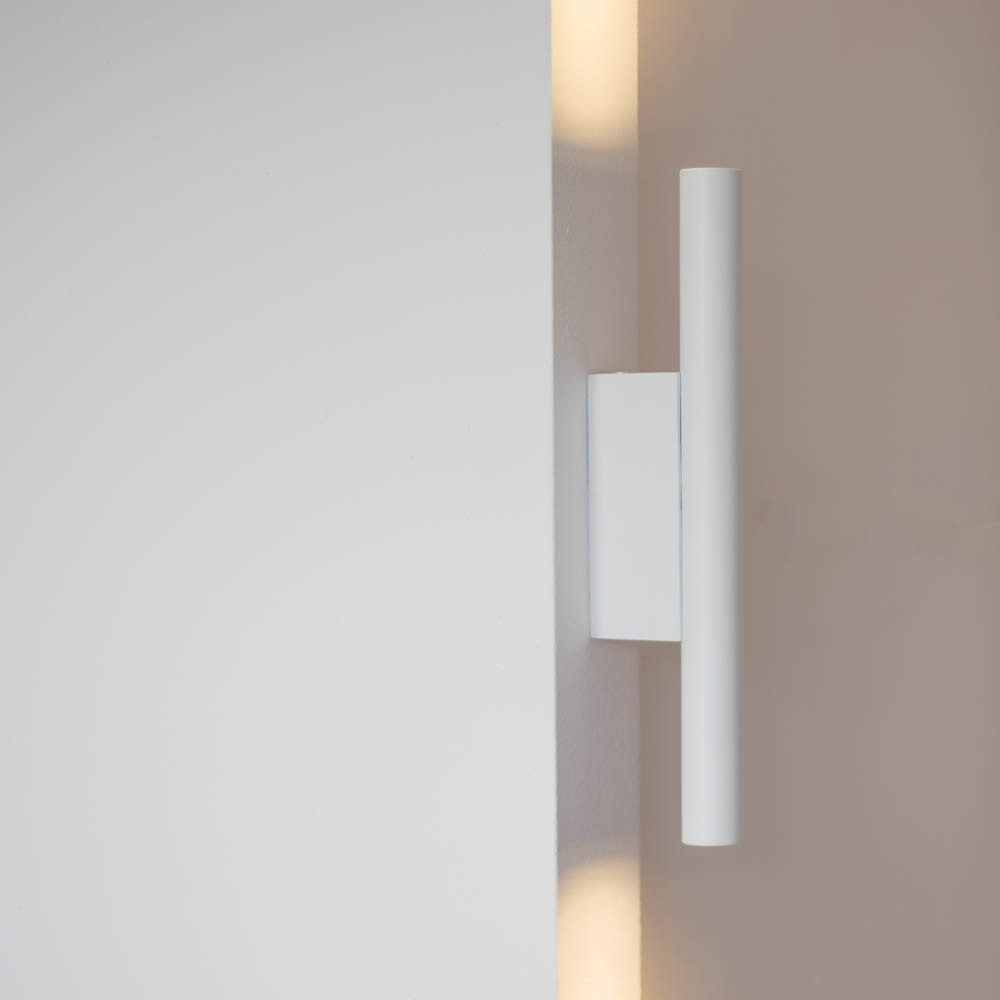 s.LUCE pro LED Wandlampe Crutch Up&Down Weiß thumbnail 4