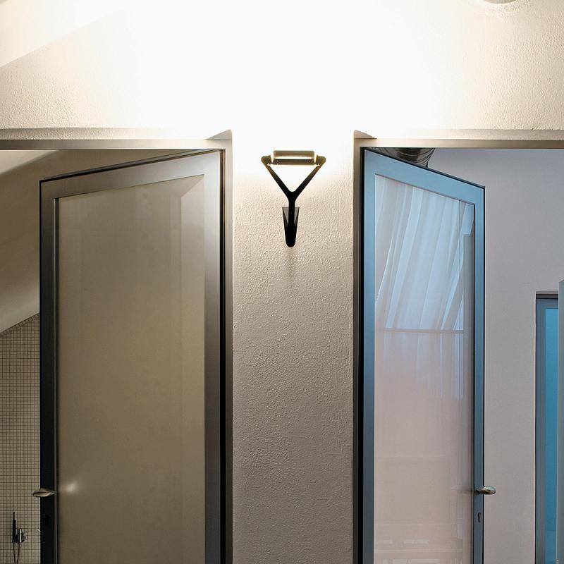 Luceplan Wandlampe Lola Lichtwirkung drehbar 1
