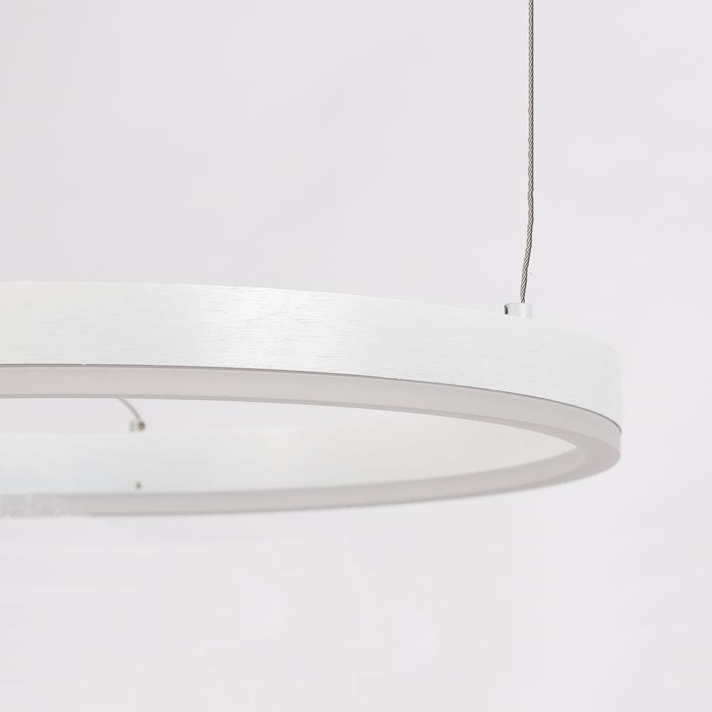 s.LUCE Ring 100 LED Hängelampe 5m Abhängung 14