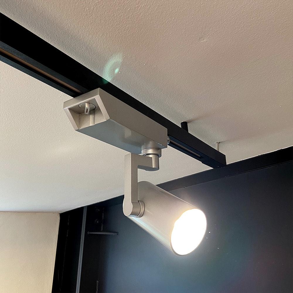 Golo 3-Phasen Power-LED Schienenstrahler 2500lm CRI>90 36°  15