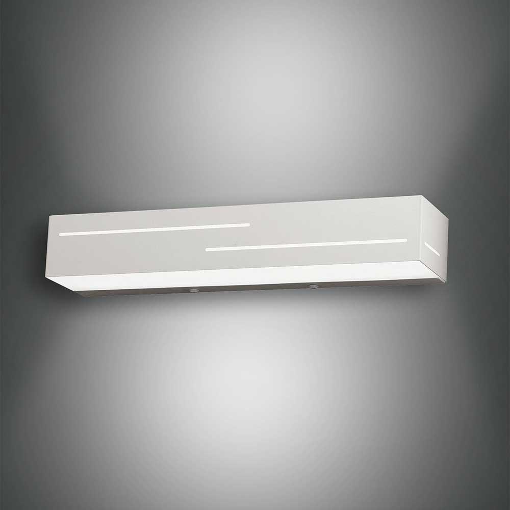 Fabas Luce LED Wandlampe Banny aus Metall 3