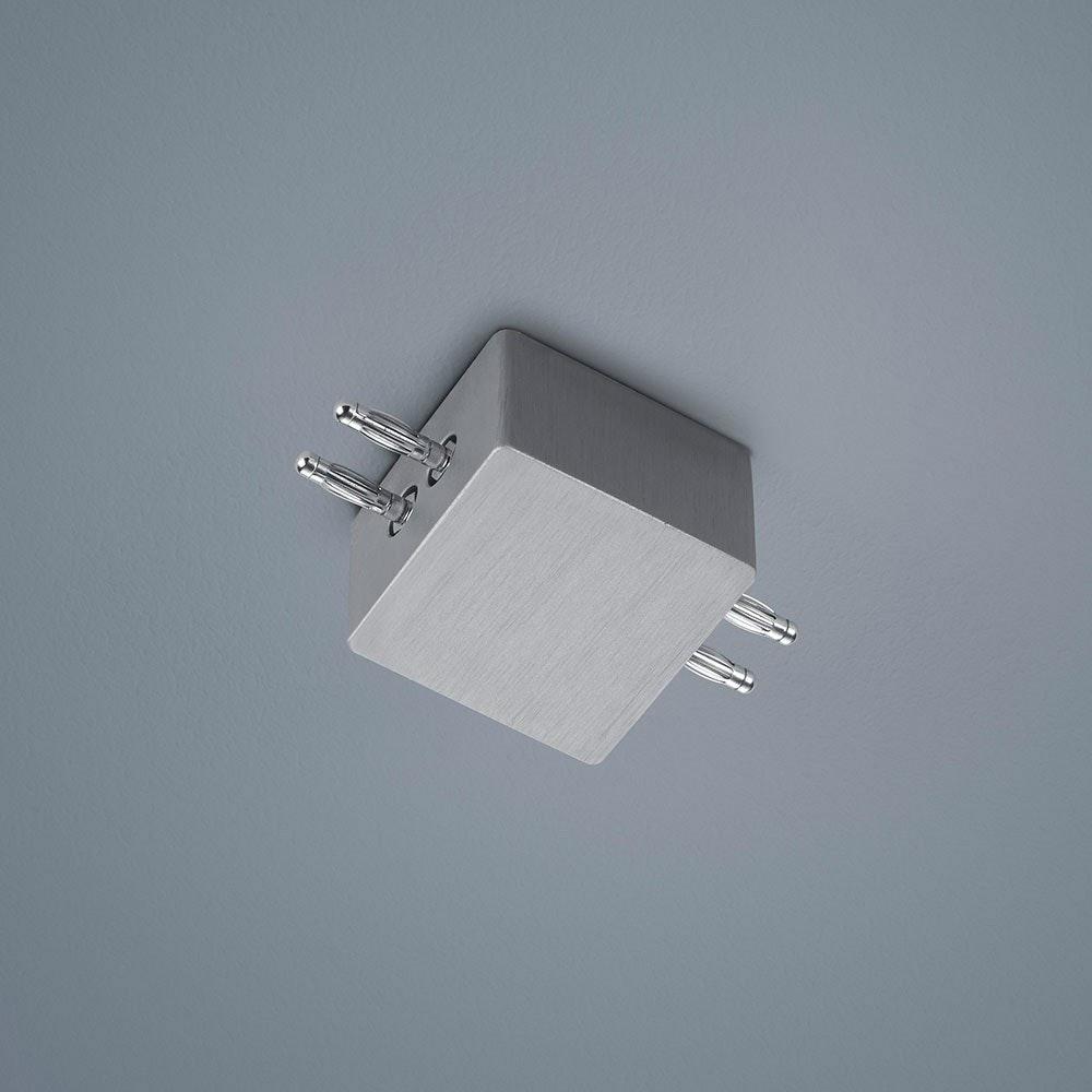 VIGO System Linienverbinder Alu-matt 1