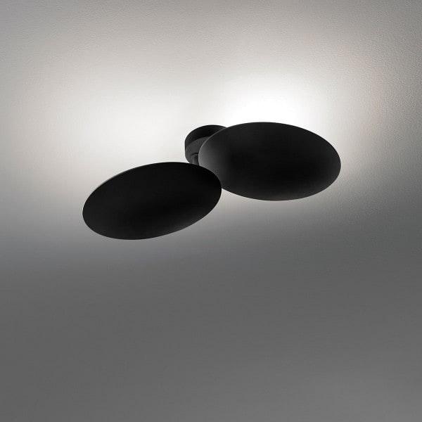 Studio Italia Design Puzzle Round Double LED Wand- & Deckenlampe 1