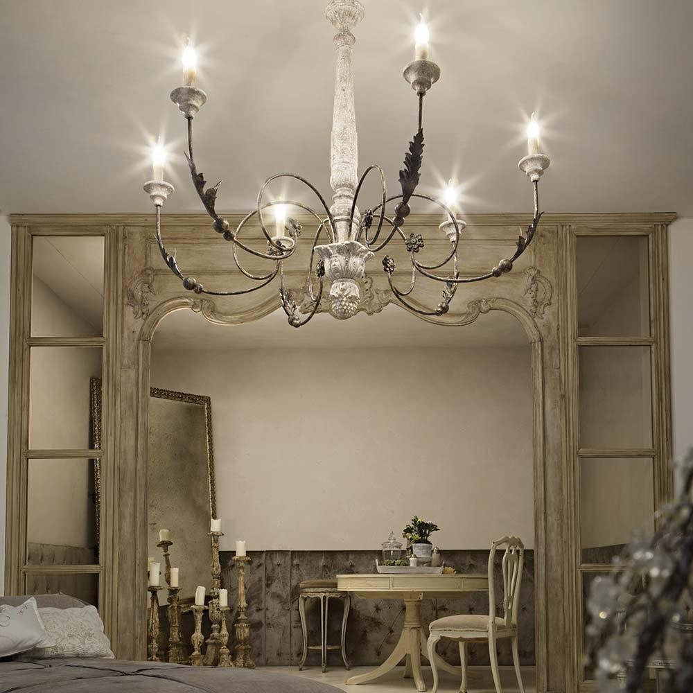 Ideal Lux Hängeleuchte Volterra Sp6 1