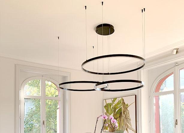 LED ring Kombination