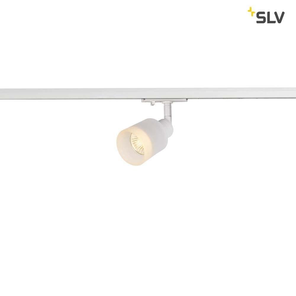 SLV Puri Track Spot QPAR51 Weiß inkl. 1P.-Adapter 1