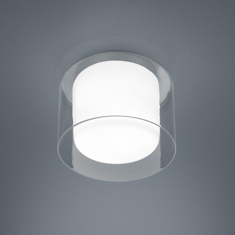 Helestra LED Bad-Deckenleuchte Olvi 1080lm IP44