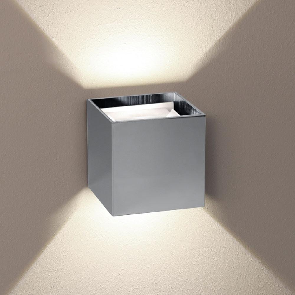 s.LUCE pro Ixa LED Innen- & Außen-Wandleuchte IP44 36