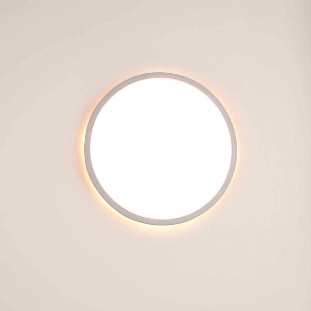 s.LUCE Disk 35cm LED Deckenleuchte warmweiß dimmbar 22