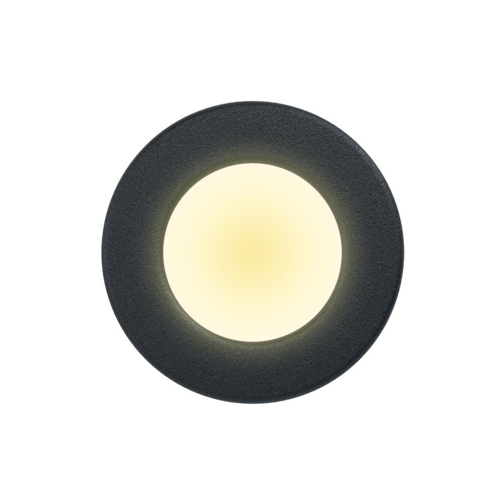 LED-Panel Einbau 300 Lumen Ø 8,5cm rund 19