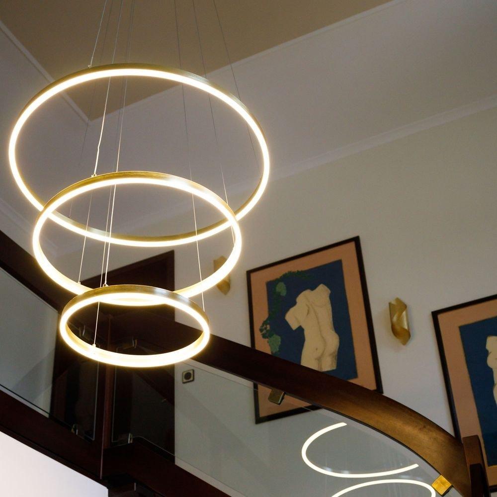 s.LUCE Ring Umbau zentrisch / exzentrisch (ohne LED-Ringe) 25