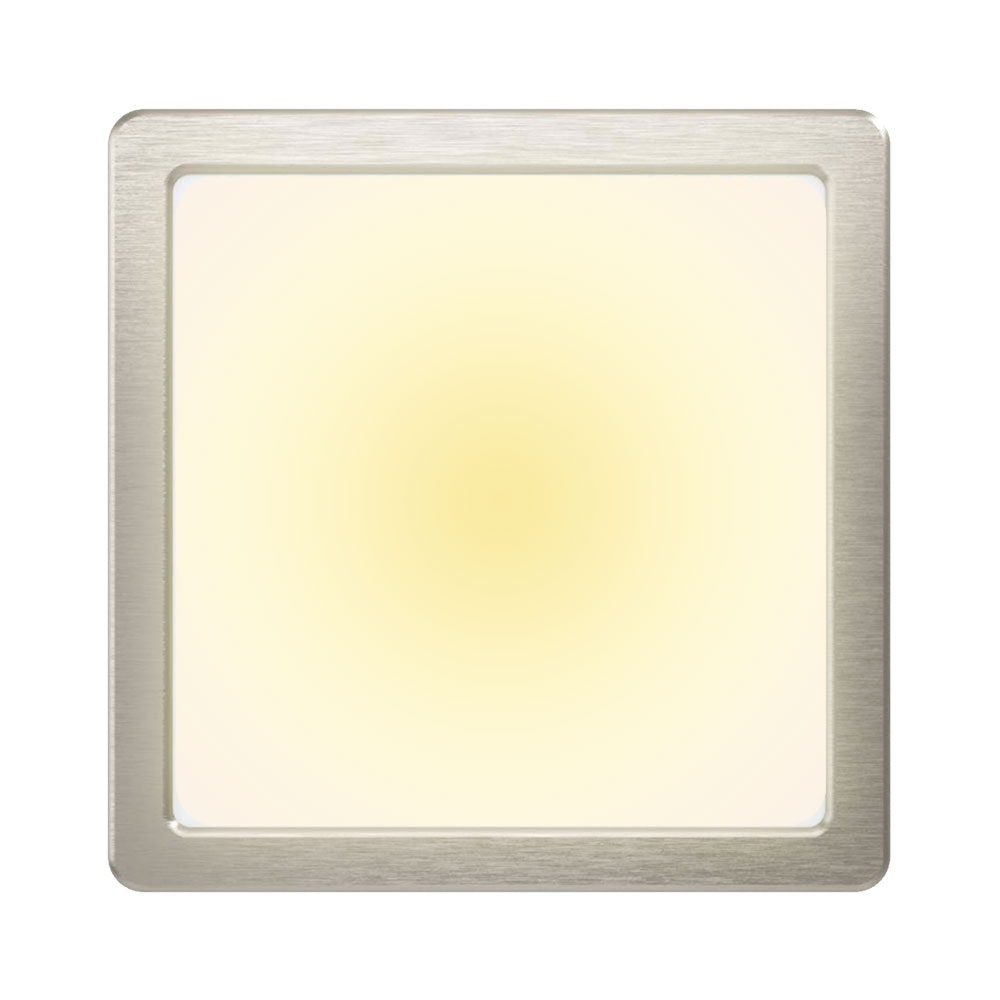 LED-Panel Einbau 1800 Lumen 21,5cm eckig thumbnail 3