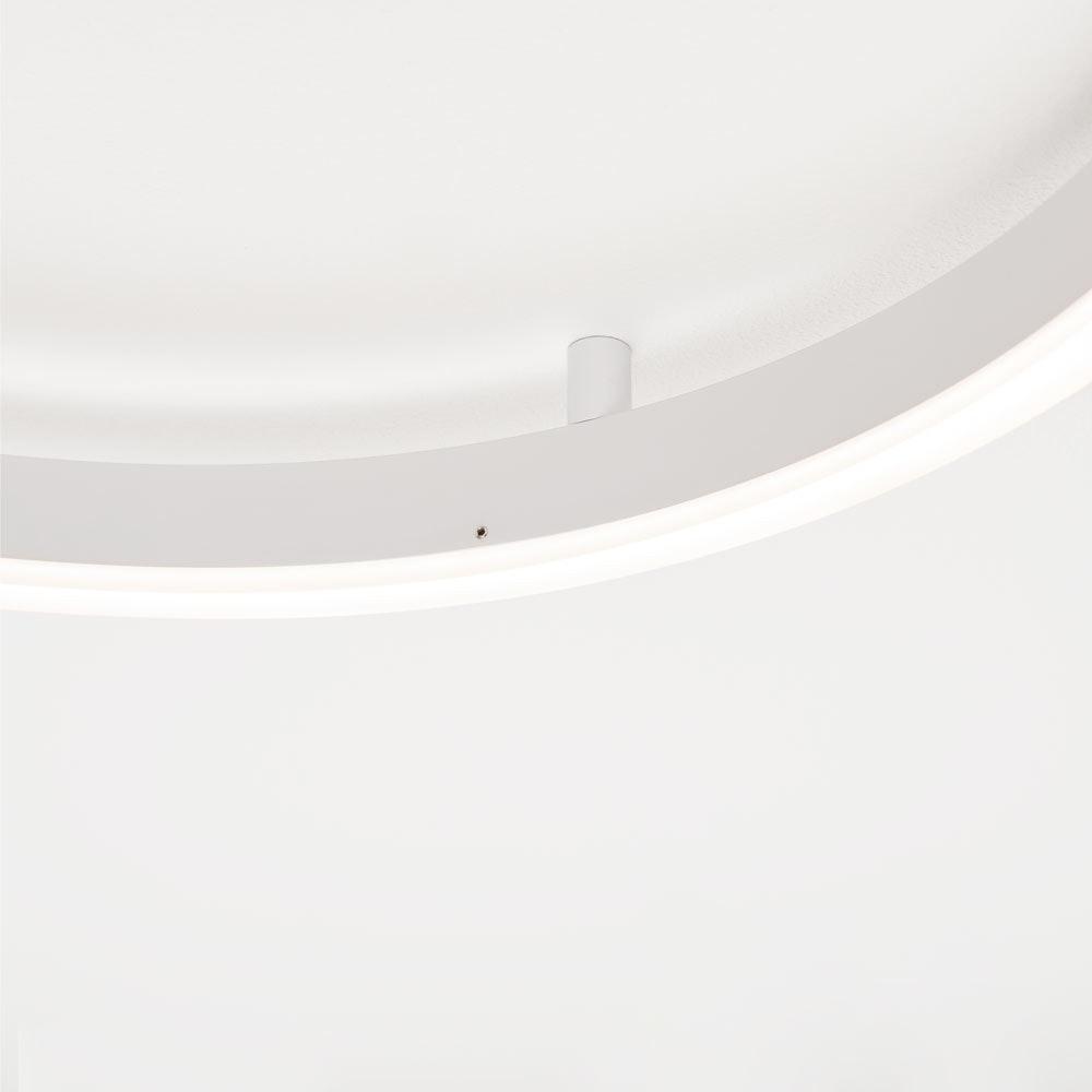 s.LUCE Ring 40 LED Decken & Wandlampe Dimmbar 28