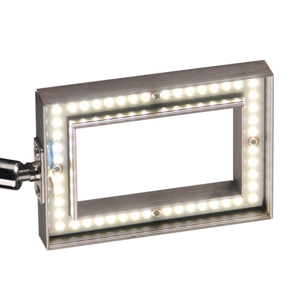 Inigo LED Deckenleuchte Stahl 7
