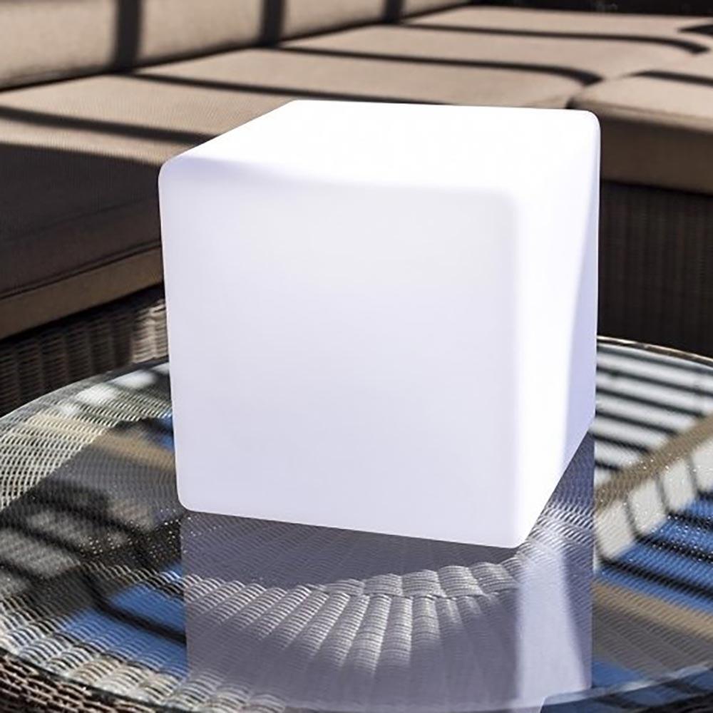 Akku-Lichtobjekt Dice mit App-Steuerung 3