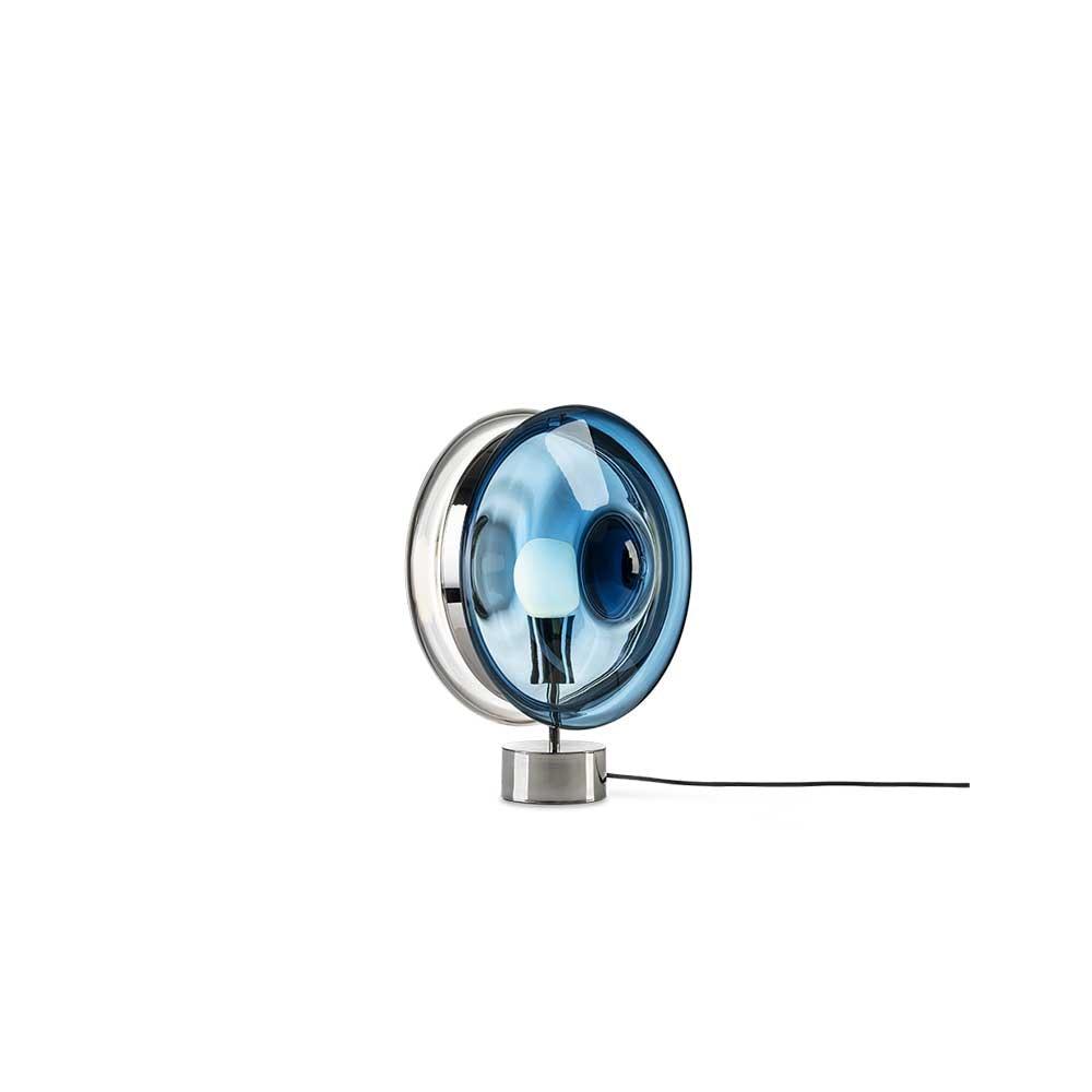 Bomma Glas-Tischlampe Orbital Ø 36cm 10