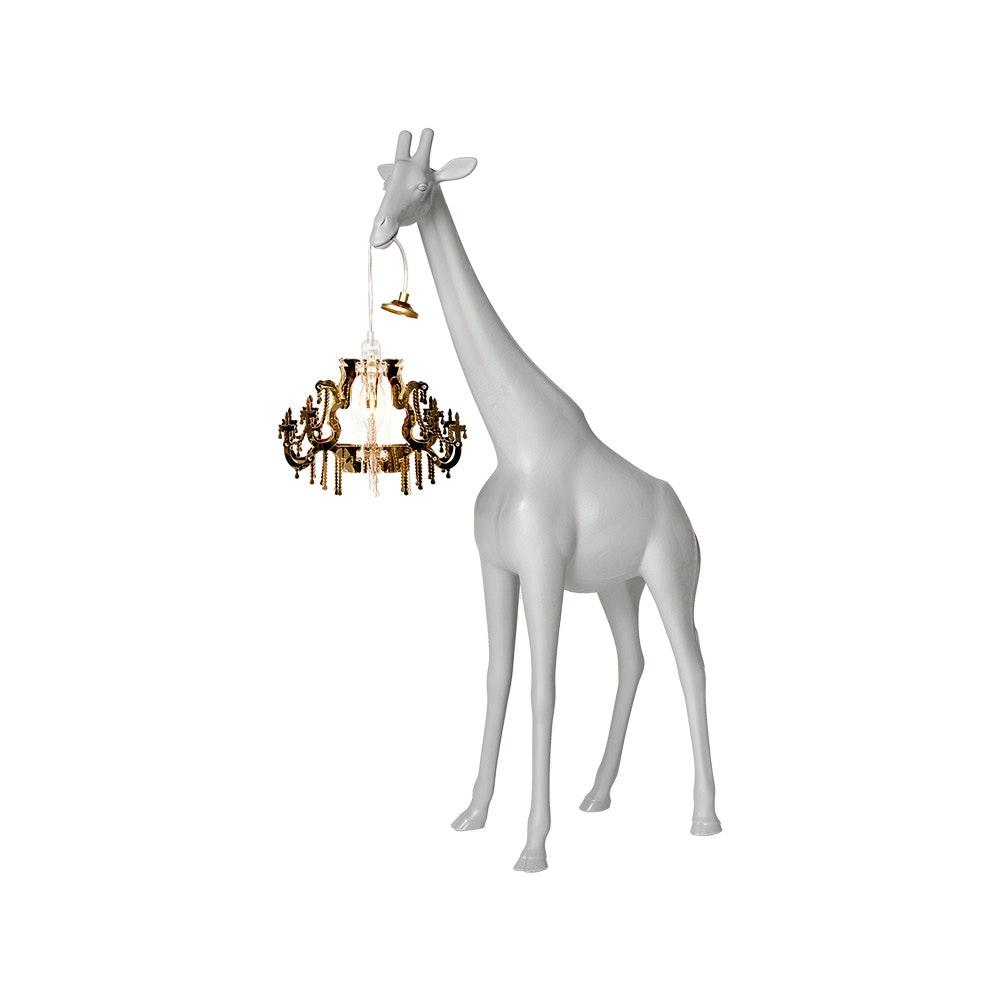 Qeeboo Giraffe in Love XS Stehleuchte 100cm 1