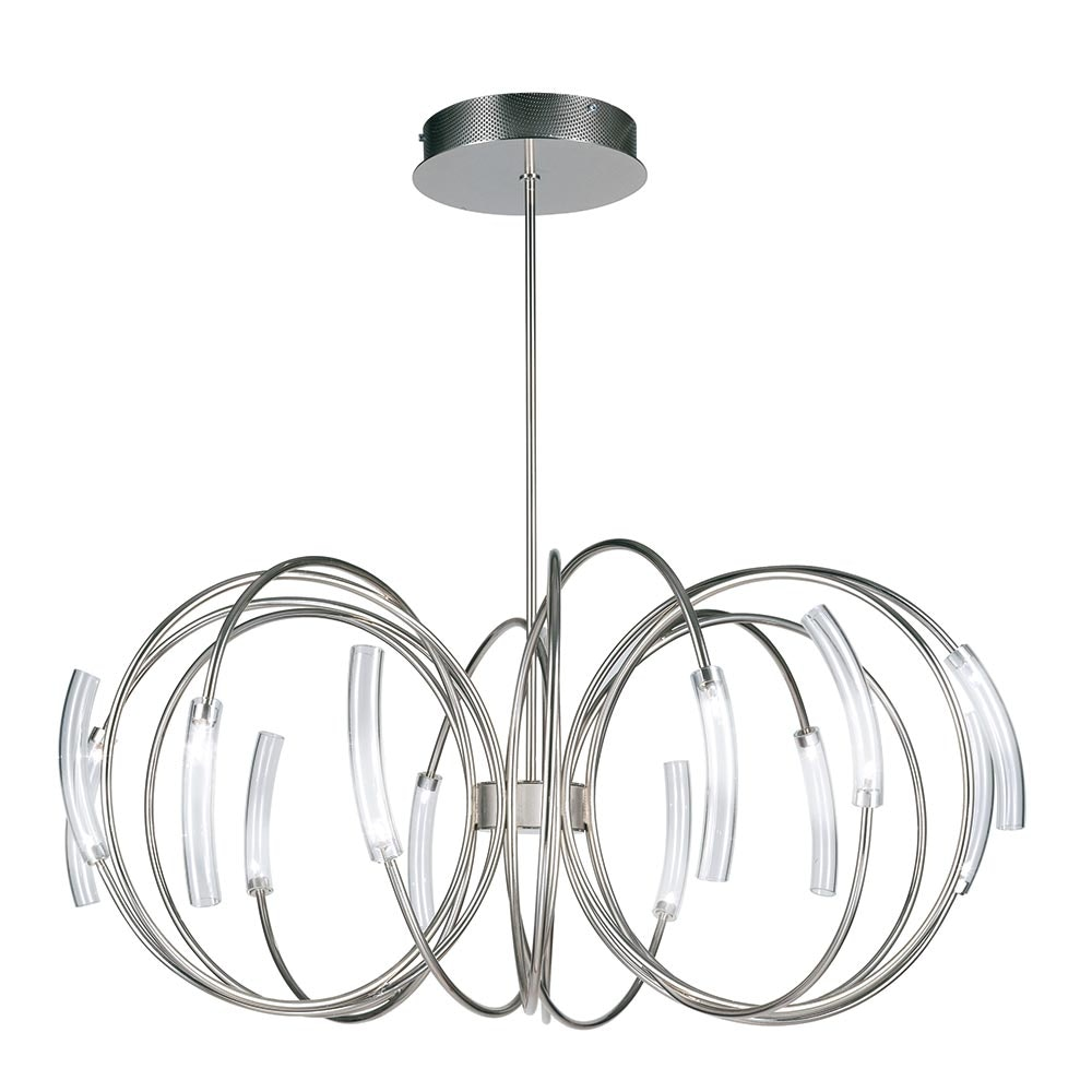 Terzani Hook Design-Lüster Ø 90cm 2