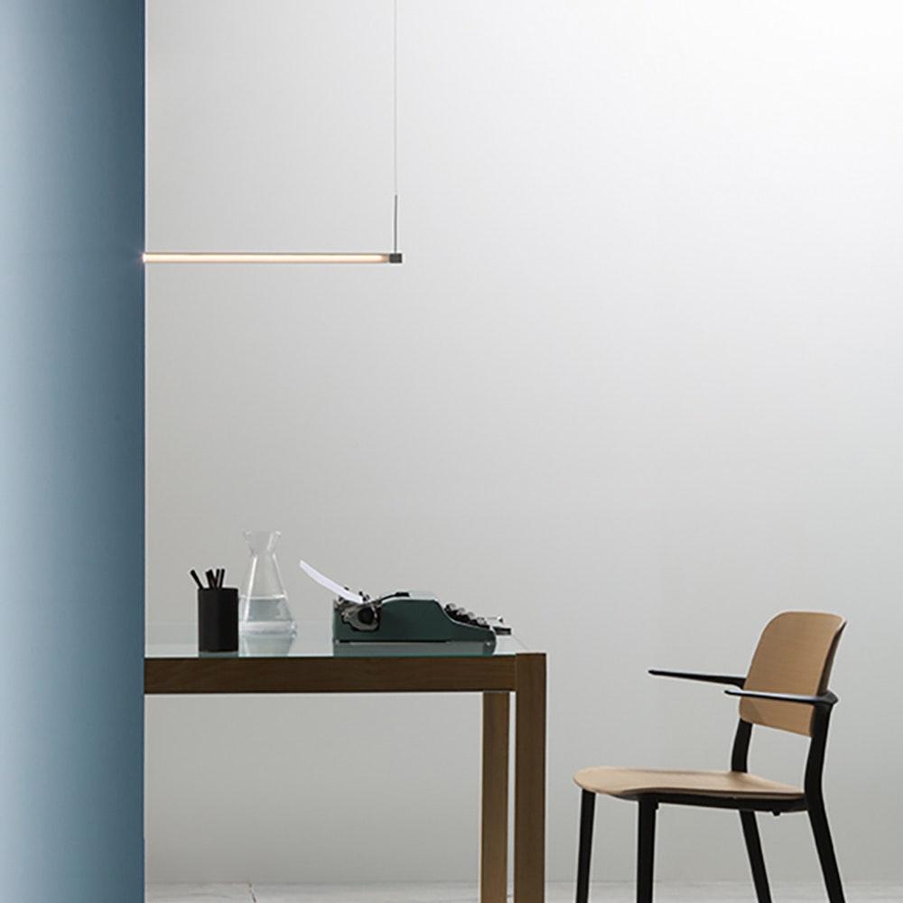 Fabbian Pivot LED-Hängeleuchte 52W 5