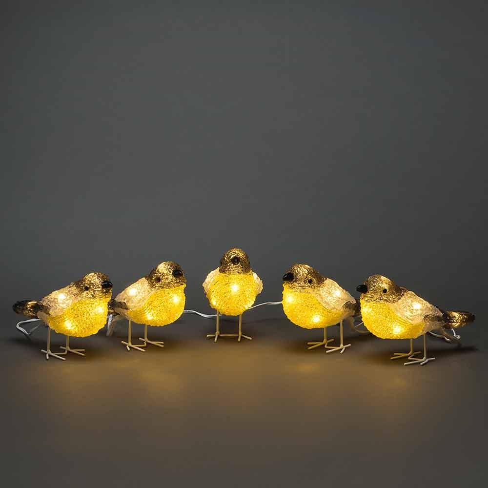 Tierische LED Lichterkette für Außen in verschiedenen Ausführungen 5