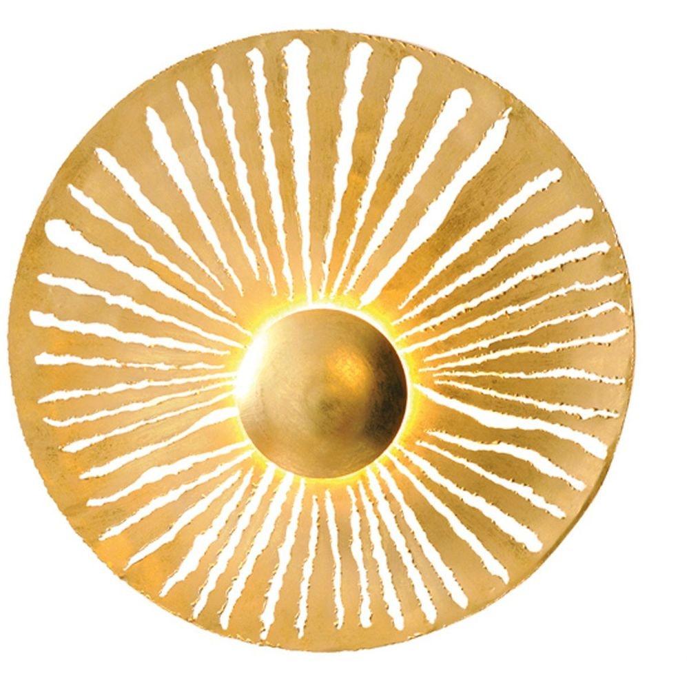 Wandleuchte 6-flammig Pietro Eisen Gold 2