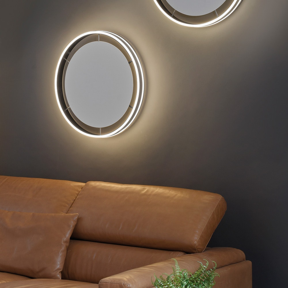 LED Deckenlampe Q-Vito Ø79cm CCT Stahl thumbnail 3