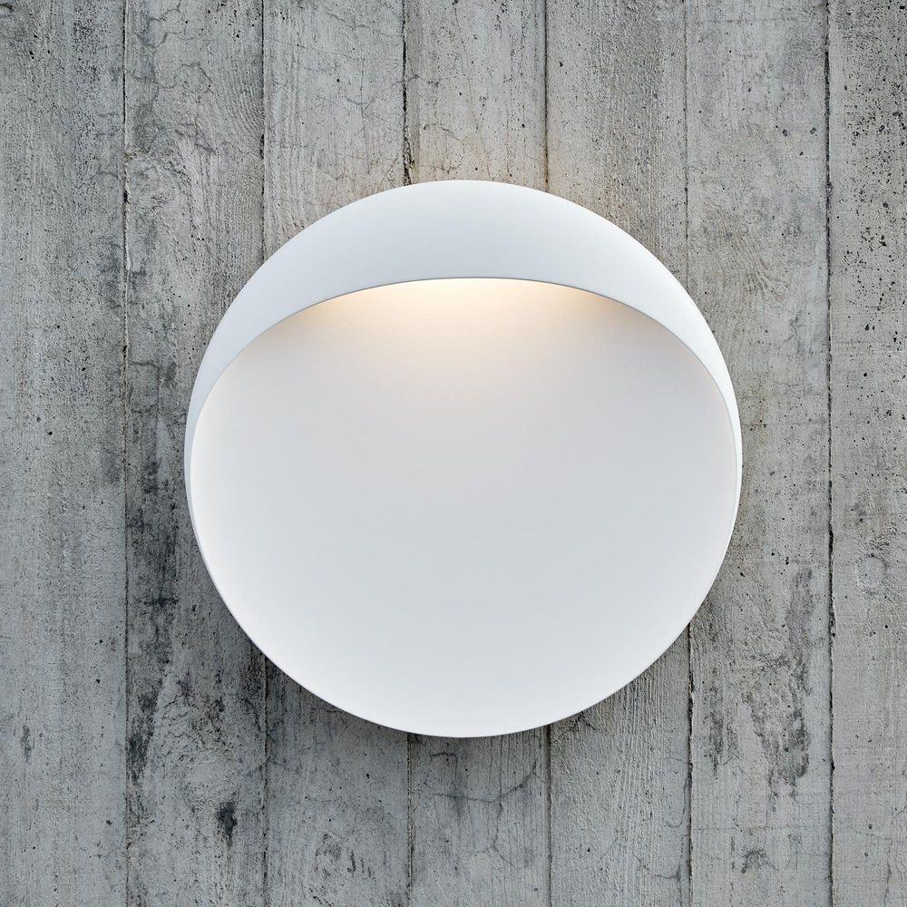 Louis Poulsen LED Wandlampe Flindt für Innen und Außen IP65 6