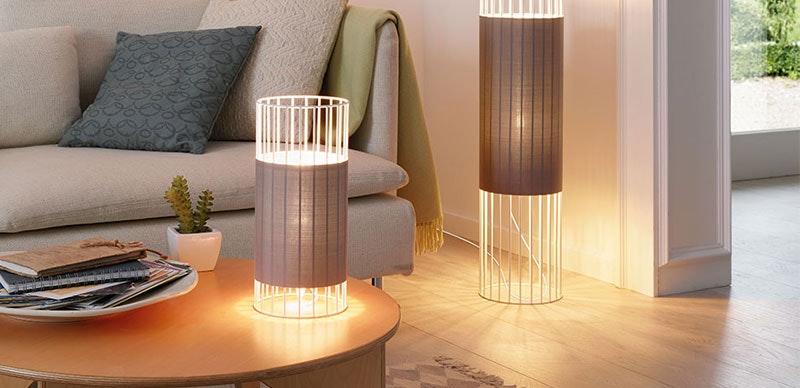 Tischlampen Wohnzimmer